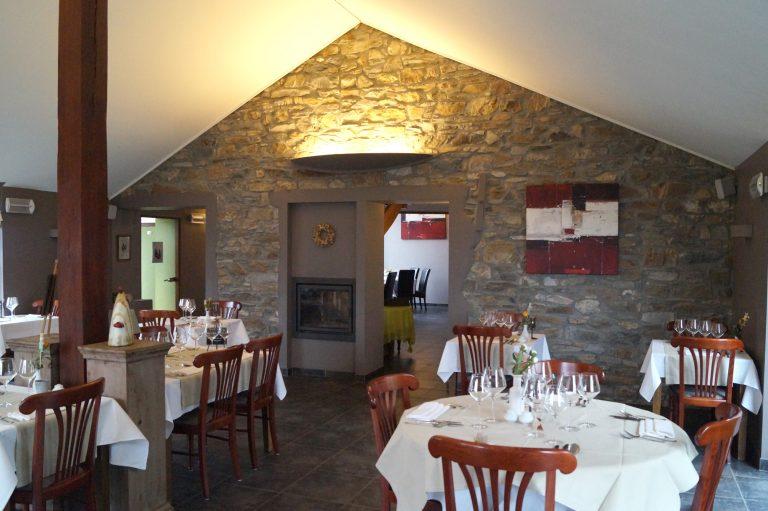 La Ferme Damzai - Le restaurant en image